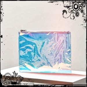 URBANOUTFITTERS Holographic Plastic Clutch